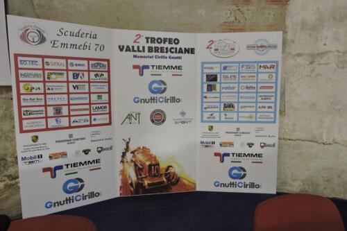 Conferenza stampa Trofeo Valli bresciane aprile 2016